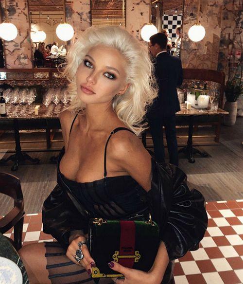 19-Летнюю алесю кафельникову шантажируют интимными фото