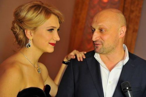 50-Летний гоша куценко станет отцом в третий раз