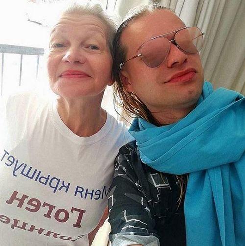 63-Летняя жена гогена солнцева намерена сделать омолаживающую пластическую операцию