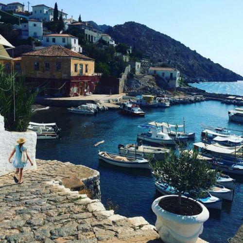 8 Жемчужин: греческие острова (8 фото)