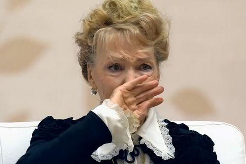 90-Летняя ирина скобцева рассказала, как вылила водку на голову сергея бондарчука
