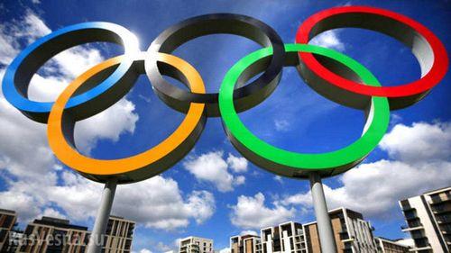 А олимпиада все идет