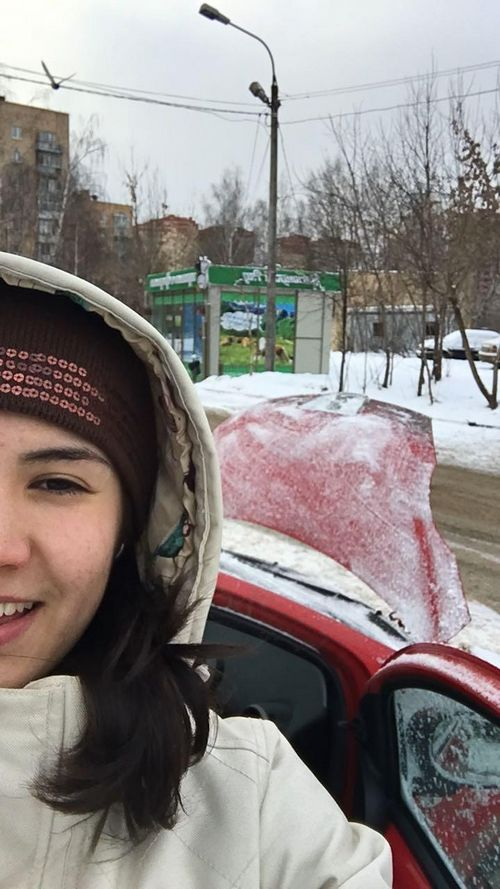 Аделина голубенко попала в аварию