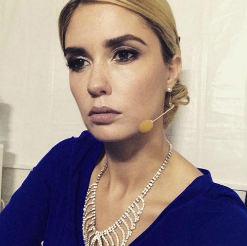 Агата муцениеце стала соведущей дмитрия нагиева в шоу «голос. дети», 5 сезон