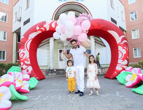 Александр бердников: «у меня в планах еще один ребенок»