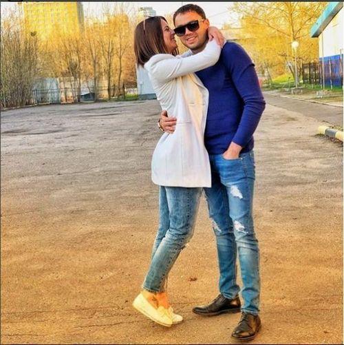 Александр гобозов заявил, что не хочет говорить и думать о свадьбе с ольгой жариковой