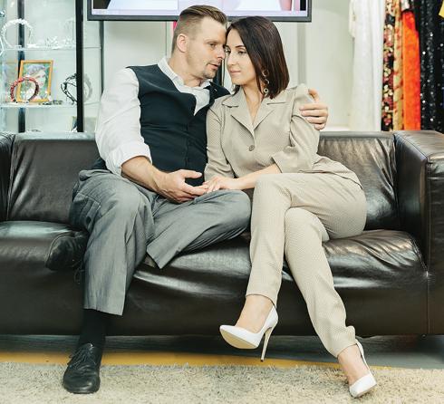Александр носик: «я первым иду жене на уступки»