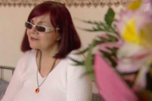 Александр збруев ни разу не навестил ослепшую первую жену в пансионате для слабовидящих