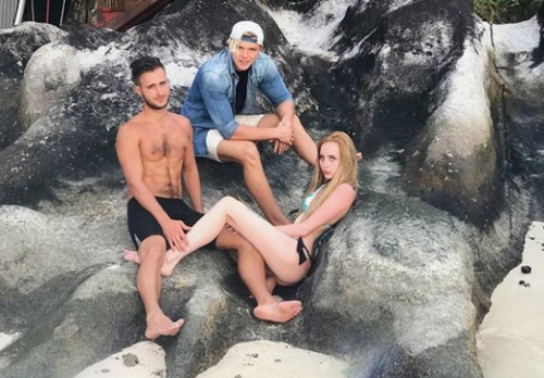 Алексей безус рассказал, что счастлив в отношениях с каролиной бабенко