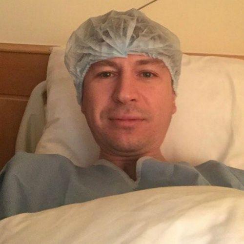 Алексей ягудин перенес серьезную операцию на голове