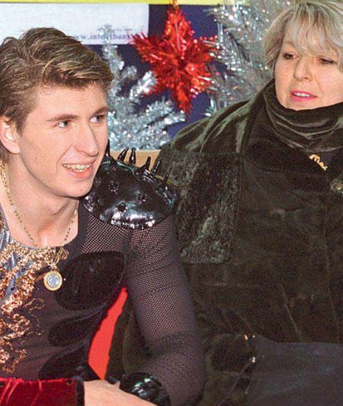 Алексей ягудин запретил татьяне тотьмяниной рожать сына