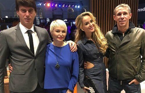 Алексей панин и анна калашникова спровоцировали слухи о своем романе