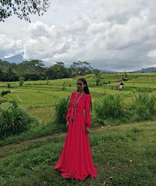 Алена водонаева пережила землетрясение на бали