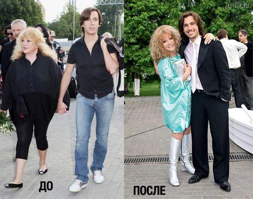 Алла пугачева записала трогательное видео, как гарри и лиза поздравляют галкина с днем рождения