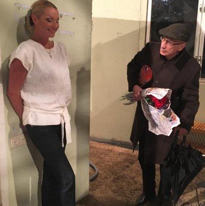 Анастасия волочкова показала своего мужчину