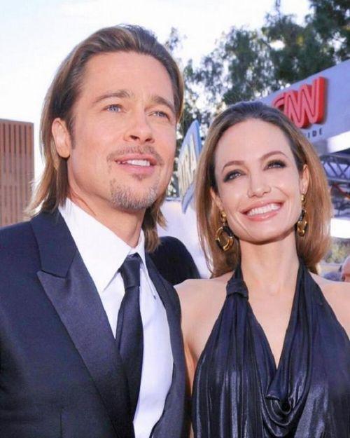 Анджелина джоли заработала гипертонию, поскольку переживает из-за развода с брэдом питтом