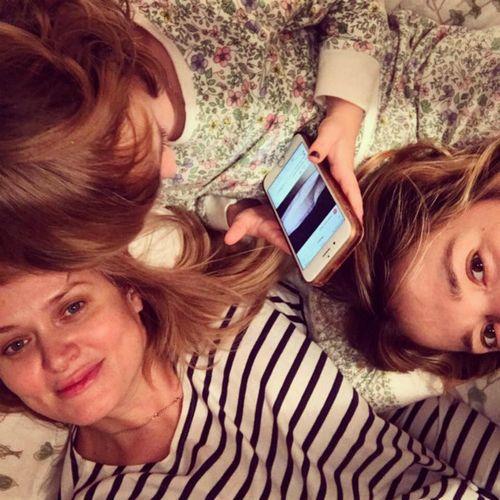 Анна михалкова рассказала о разнице в воспитании сыновей и дочери