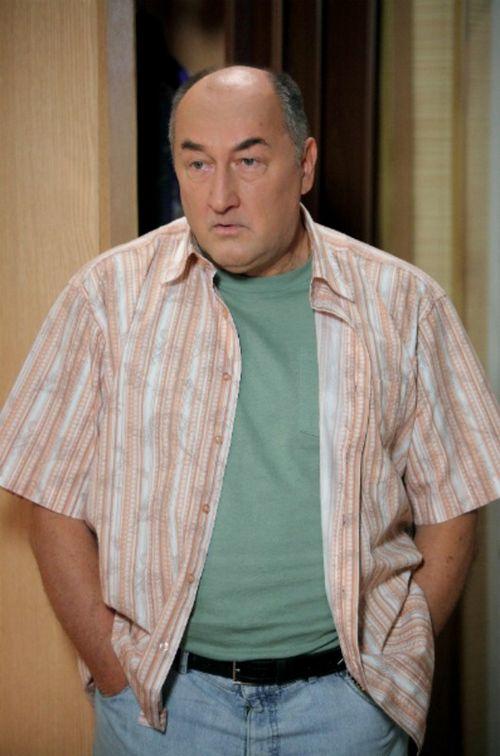 Борис клюев продолжит съемки в сериале «воронины», несмотря на рак легких