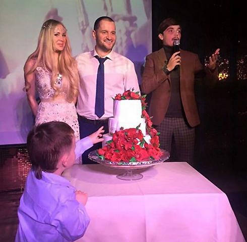 Бывший участник «дома-2» алексей самсонов сыграл свадьбу