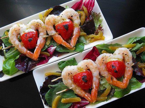 Что можно кушать на романтическом свидании?