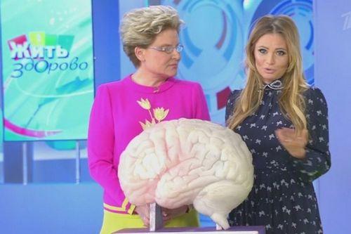 Дана борисова в шоу «жить здорово» высказала претензии бывшему мужу