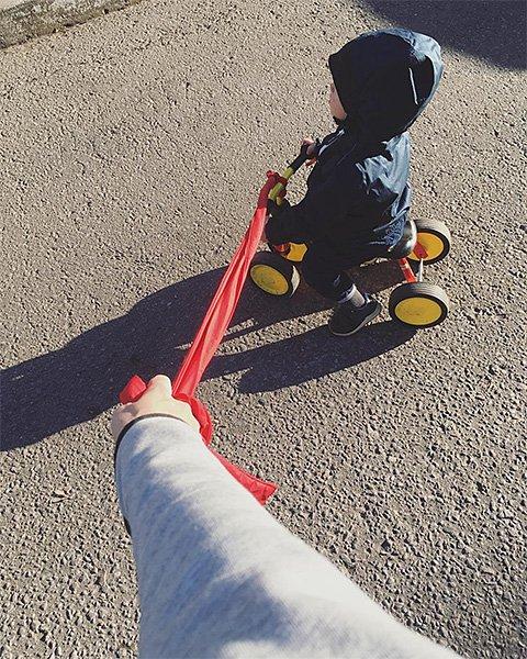 Дарья мельникова опубликовала новое фото их с артуром смольяниновым сына