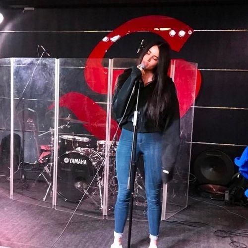 Девушка тимати решила записать хит для «премии муз-тв»