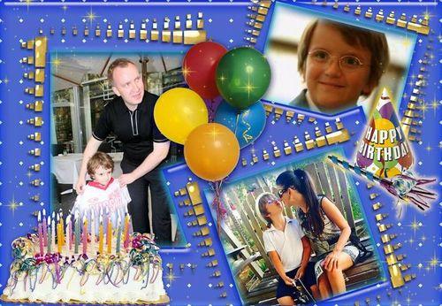 Диана гурцкая отметила день рождения сына