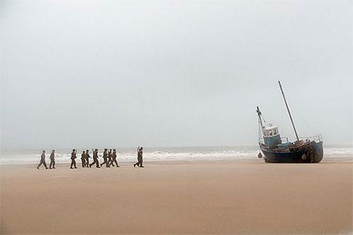 «Дюнкерк»: над седой равниной моря нолан пафос нагоняет