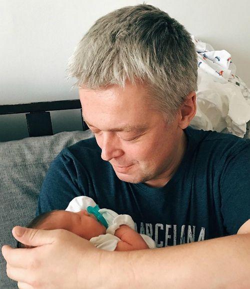 Дочь екатерины и александра стриженовых впервые показала двухмесячного сына