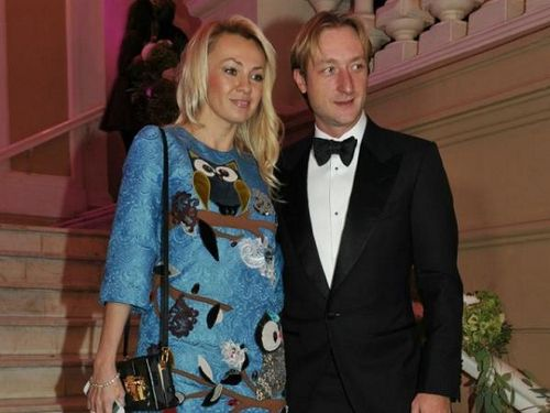 Дочка киркорова собирается начать заниматься фигурным катанием под руководством евгения плющенко