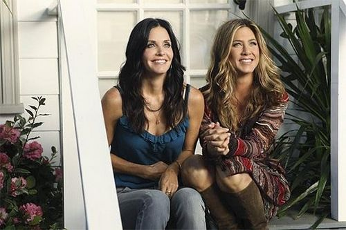 «Друзья» не вместе: сольные роли актеров в других сериалах