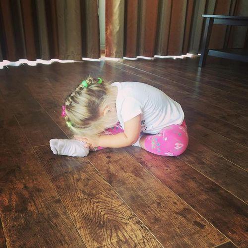 Двухлетняя дочь дмитрия пескова стала балериной