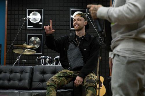 Егор крид споет с terry в полуфинале шоу «песни» на тнт