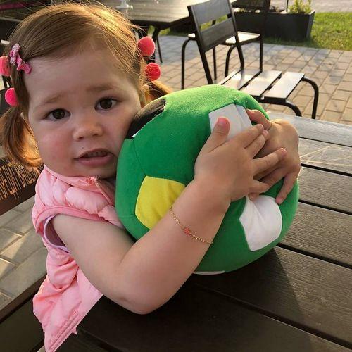 Екатерина климова опубликовала трогательное фото 2-летней дочери