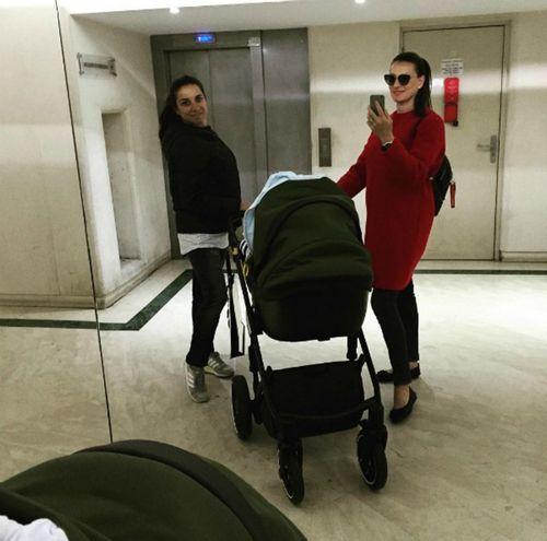 Елена исинбаева рассекретила имя двухмесячного сына