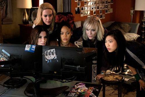 Фильм «8 подруг оушена» стартует с лучшим результатом, чем любая предыдущая часть франшизы