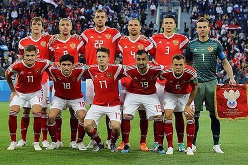 Гарик харламов записал напутствие сборной россии перед матчем с уругваем