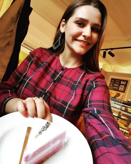Глафира тарханова ответила хейтерам, раскритиковавшим ее фигуру