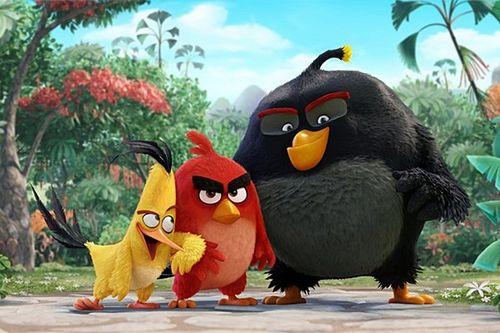 Главная премьера недели: «angry birds в кино»