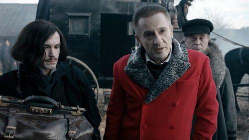 «Гоголь» завоевал награду на фестивале биографического кино в италии