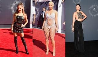 Худшие образы церемонии mtv video music awards 2014