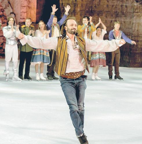 Илья авербух: «щелкунчик» на льду я поставил и для своего сына