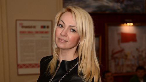 Яна рудковская на дне русского гостеприимства в сочи