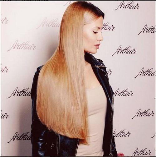 Экс-участница «дом-2» виктория боня нарастила волосы