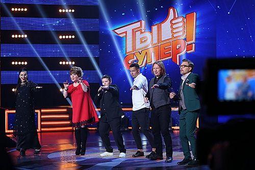 Ёлка, стас пьеха, виктор дробыш и маргарита суханкина выступили на подтанцовке у конкурсанта «ты супер!»