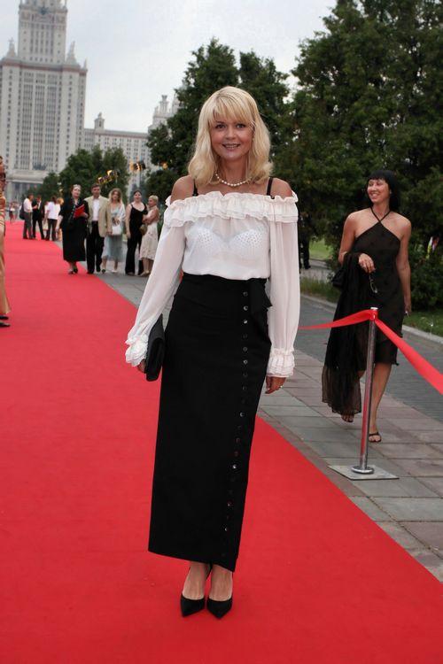 Юлия барановская снялась в шоу «модный приговор» первого канала