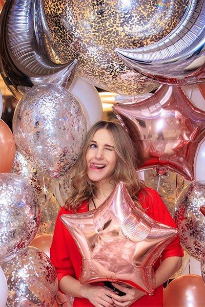 Юлия ковальчук отпраздновала 35-летие в кругу семьи