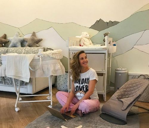 Юлия ковальчук показала комнату новорожденной дочери