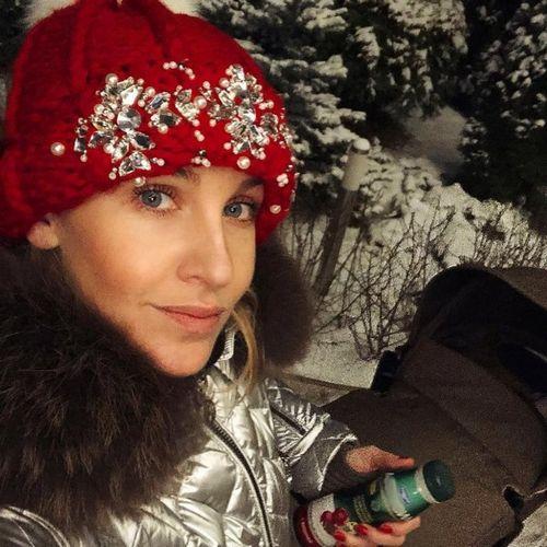 Юлия ковальчук рассказала, как борется с набранными за новогодние праздники килограммами